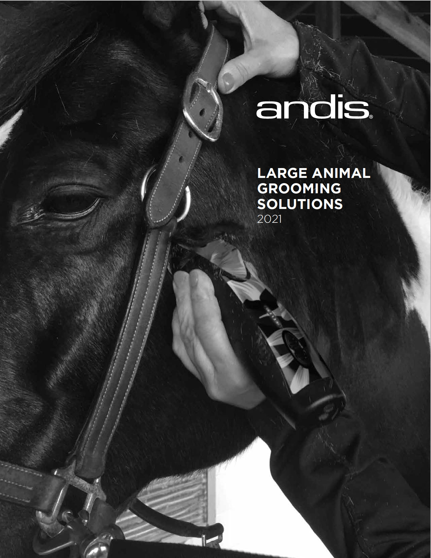 Large Animal Grooming Solutions Catalog