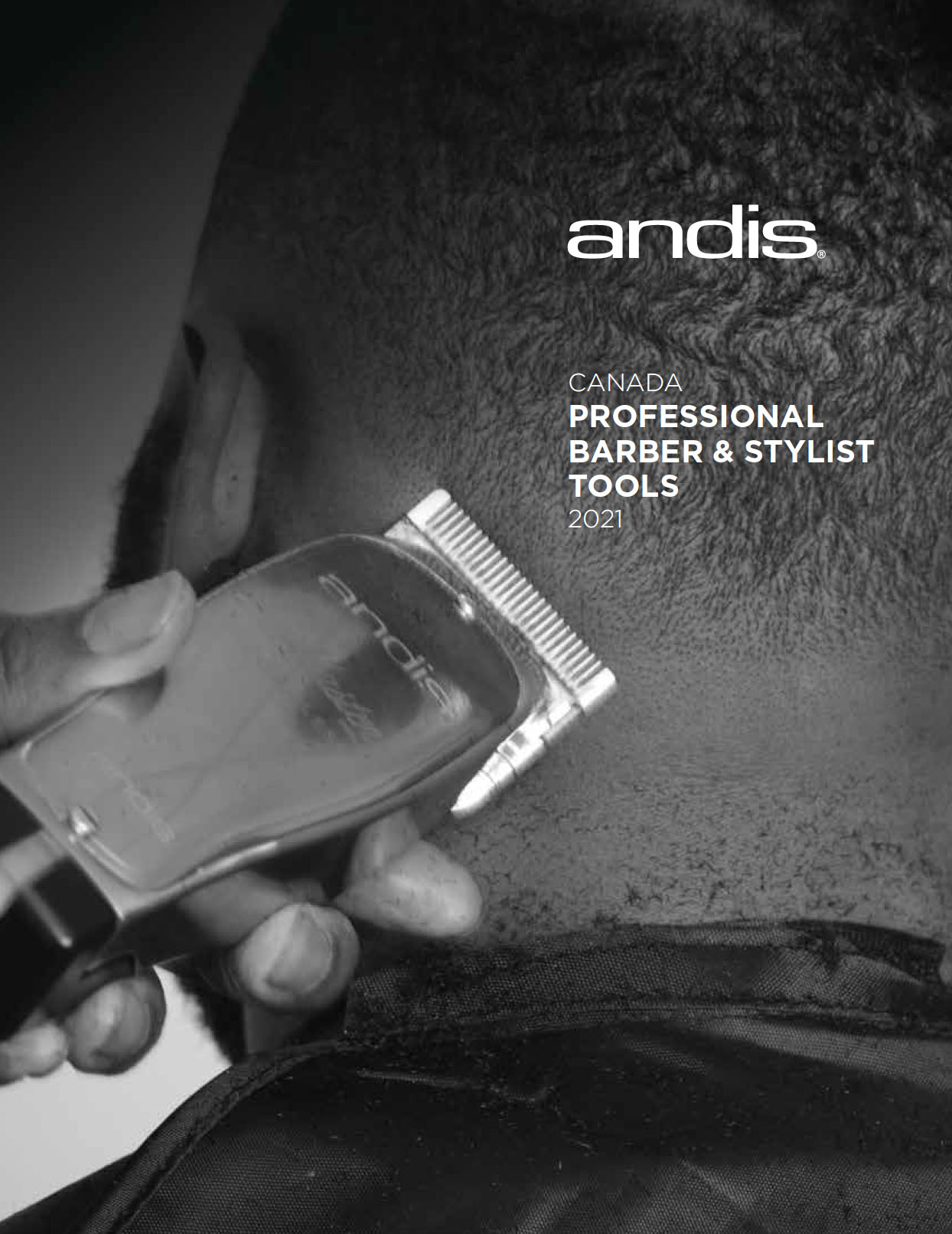 Andis Barber & Beauty Catalog - Canada