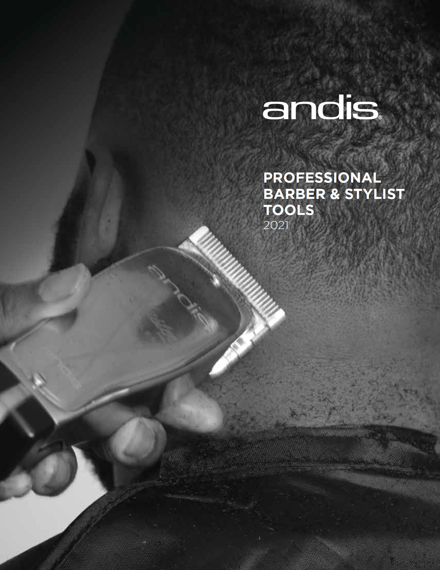 Andis Barber & Beauty Domestic Catalog