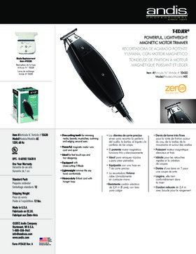 15430 T-Edjer® T-Blade Trimmer