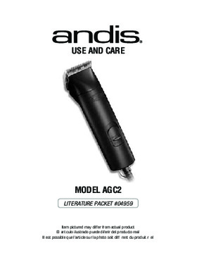 23205-super-2-speed-detachable-blade-clipper-with-t-84-agc2-use-care.