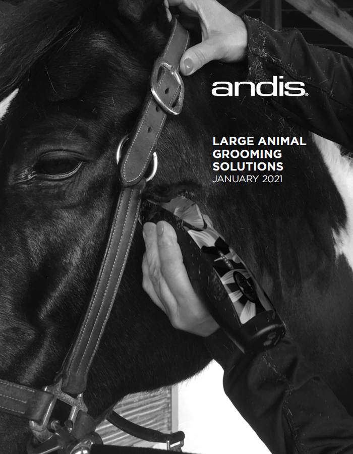 Equine & Livestock�Grooming Solutions�Catalog