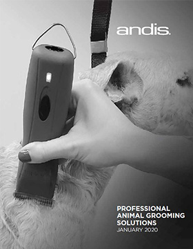 Andis Animal Domestic Catalog
