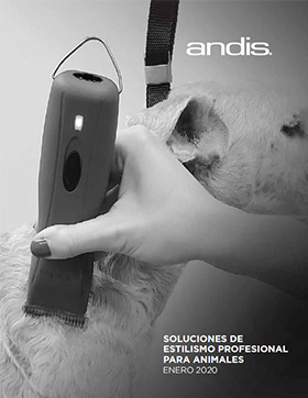 Andis Animal Domestic Catalog (Spanish)