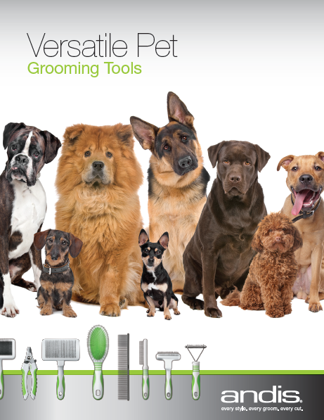 Versatile Pet Grooming Tools