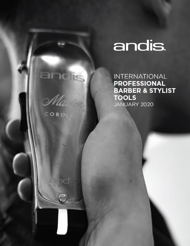 Andis Barber & Beauty International Catalog