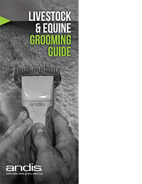 Link to Livestock & Equine Grooming Guide