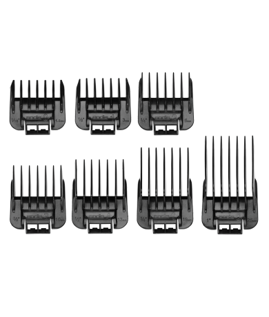 Snap-On Blade Attachment Combs, 7-Comb Set