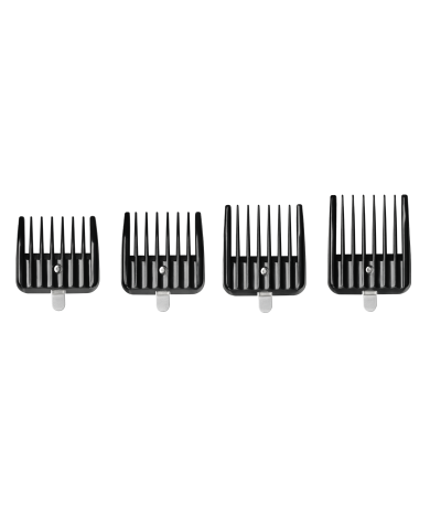 Snap-On Blade Attachment Combs 4-Comb Set