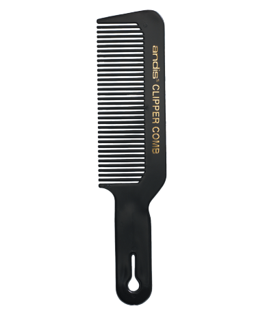 Clipper Comb — Black Attachment Combs and Accessories