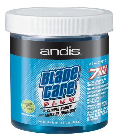 Blade Care Plus® Dip Jar 16oz.(12 Count Case) Maintenance Products