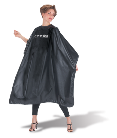Black Cape with Andis® Logo (One Size)