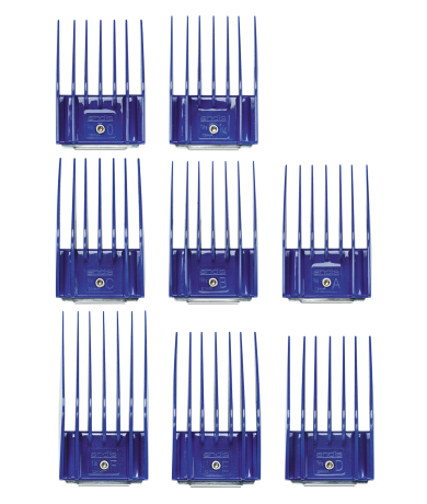 8-Piece Universal Attachment Comb Set