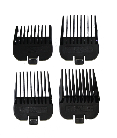 4-Piece Comb Set