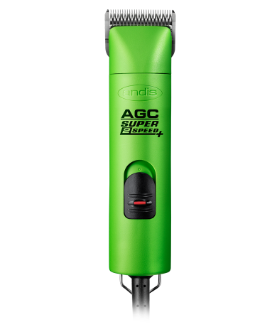 ProClip™ AGC® Super 2-Speed+ Detachable Blade Clipper — Spring Green