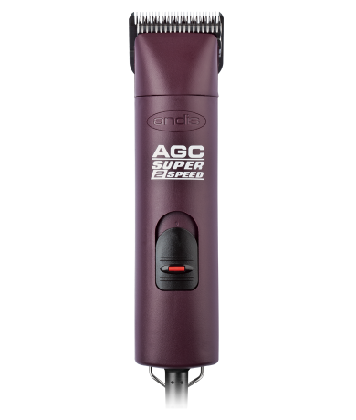 Super 2-Speed Detachable Blade Clipper (EU) - Burgundy