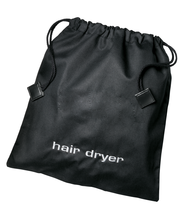 Hair Dryer Storage Bag (No Andis® logo) Hospitality Accessories