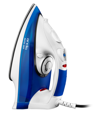 2-Way Auto-Off Steam Iron — White