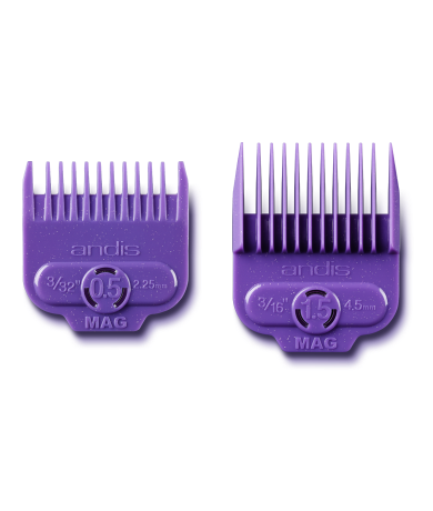 Single Magnetic Comb Set — Dual Pack 0.5 & 1.5