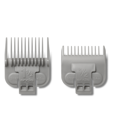 Snap-On Blade Attachment Combs — Dual Pack 0.5 & 1.5