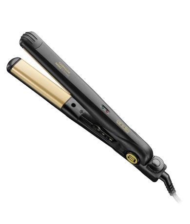 "1"" Pro Series 450° Curved Edge Flat Iron"