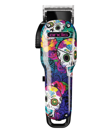 Cordless USPro Li Sugar Skull Clipper (UK/EU/AUS/BRZ)