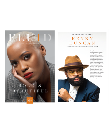 Fluid Vol 2: Bold & Beautiful featuring Kenny Duncan