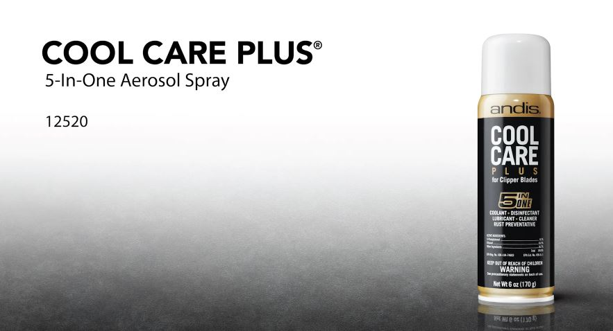 Cool Care Plus® 5-in-1 Clipper Spray