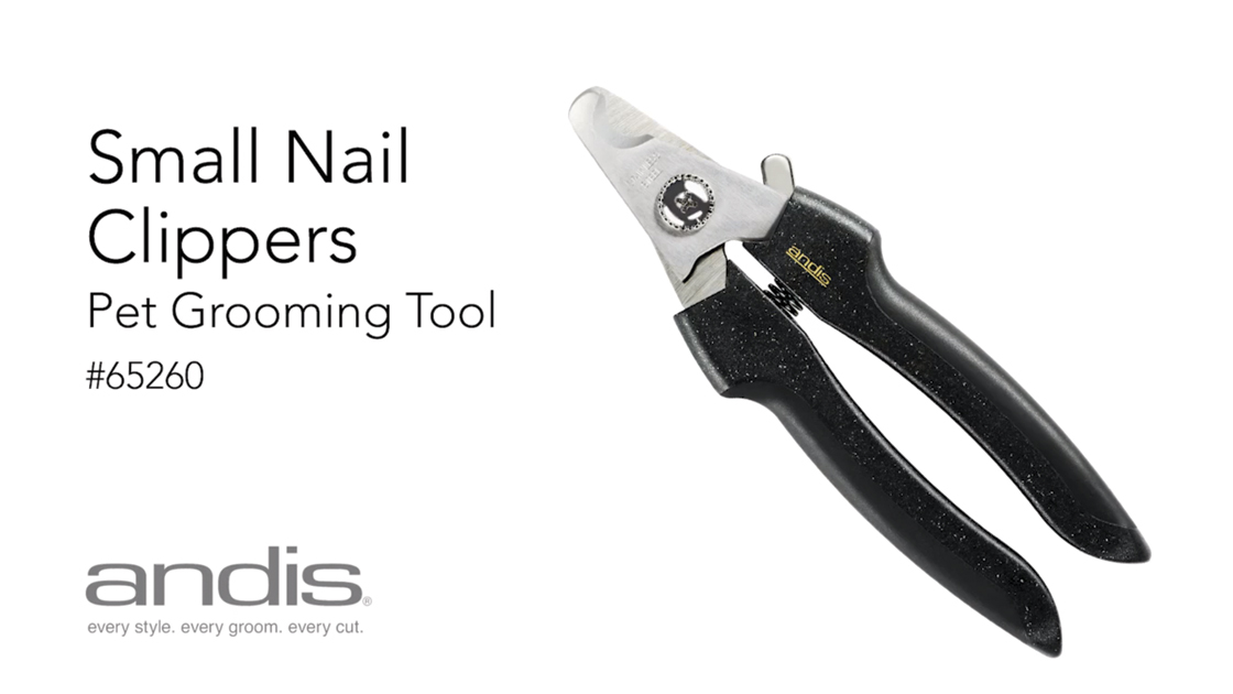 65260 - Andis Premium Pet Grooming Tools - Small Nail Clippers