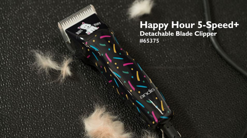Happy Hour 5-Speed+ Clipper