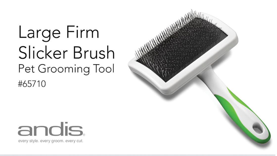 Firm Large Slicker Brush