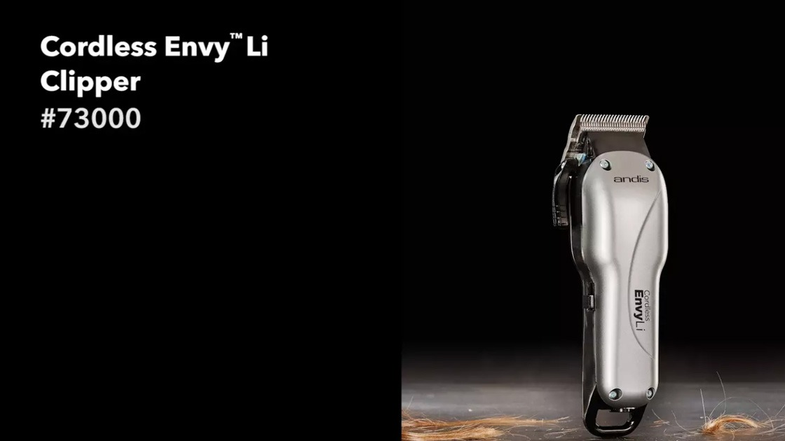 Cordless Envy Li Clipper (English)